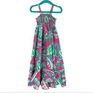Other - Girls Summer Dress 4 Hi-Low Maxi